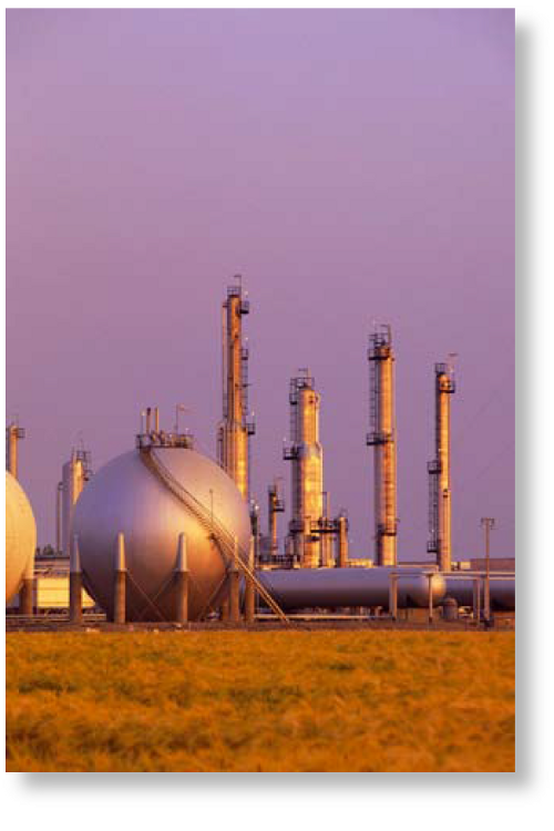 Oil refining systems