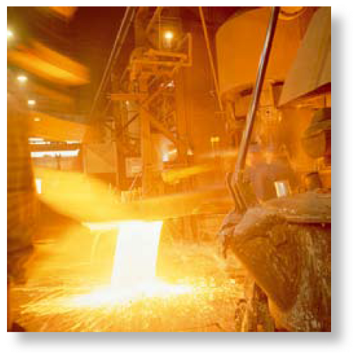 Metallurgy and Iron metallurgy