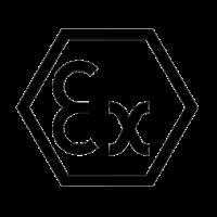 logo ATEX nero