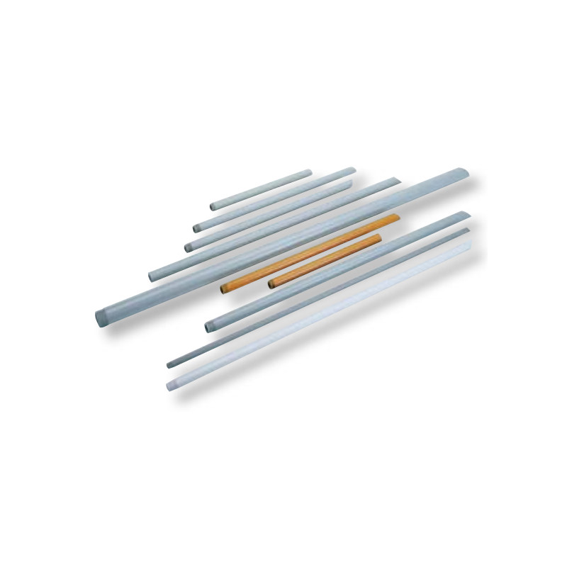 PVC tubes plongeurs