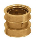 Swivel Reducers Swivel female Uni-swivel Female UNI EN1982 brass made