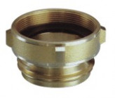 Fixed Reducers Male Uni-Female GAS EN1982 brass made