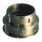 Swivel reducers female NECKRING-female Gas EN1982 brass made