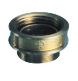 swivel reducers female neckring-male Gas EN1982 brass made