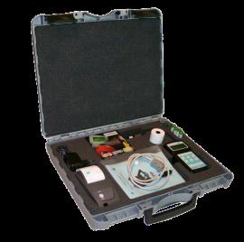 AC999 Brixia pressure test con stampante e software