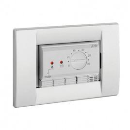 Arte termostato ambiente da incasso istruzioni for Geca unico termostato istruzioni