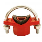 U-bolt PN16 for sprinkler