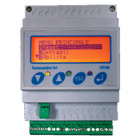 CE100 Central unit estendible from 2 up to 6 sensors instructions