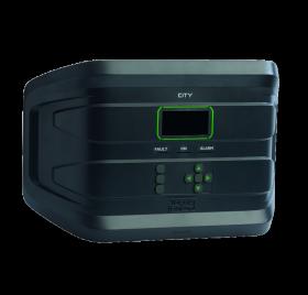 CE408 -  CITY Centrale per 4-8 sensori