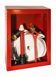 Double pillar fire hydrant cabinet kits