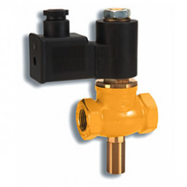 """GAS ELECTRO-VALVES N.C. 6 bar Dimensions from ½"""" to 2"""""""