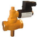 Gas Solenoid Valves N.O. 6Bar from 1/2