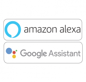 GECAPP Google Home & Amazon Alexa and installation instructions