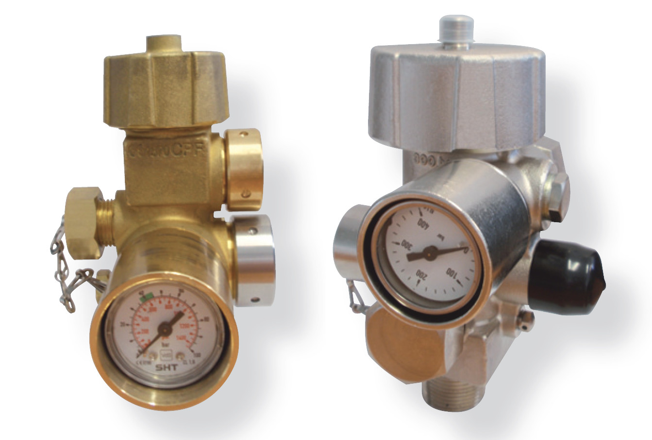 Valves for Fixed Systems