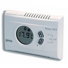 Instructions NOTA 503 Electronic thermostat with display