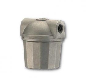 Filtri gasolio con vaschetta alluminio