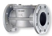 GAS FILTER DN65, DN80, DN100  – Pmax 6 bar