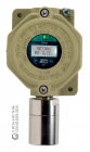TS593 Industrial gas detector, with display