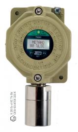 TS593 Rivelatore Gas Industriale antideflagrante con display