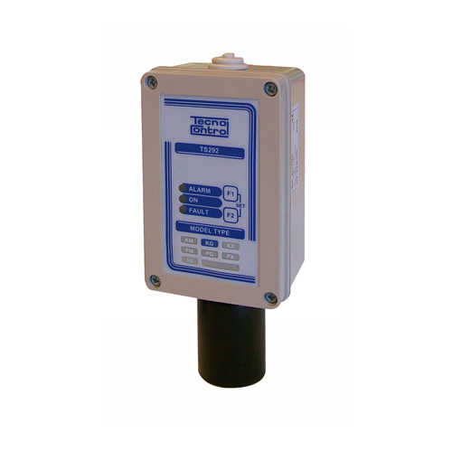 TS292 - TS220 Industrial gas detector, with replaceable sensor cartridge.