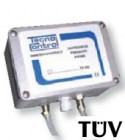 TS352 Pressure and draught probe