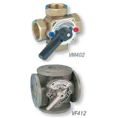 Mixing Valves and motor valves