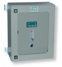AN410 Unità di rilevazione gas tossici ed ossigeno