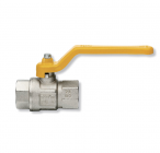 Gas Ball Valves, Full Flow - FF