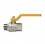 Gas Ball Valves, Full Flow - MF