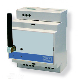 GS102 GSM Remoter Din Rail Installation instructions