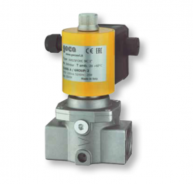 "AUTOMATIC GAS VALVES - High Capacity -  Fast Opening / Fast Closing 1/2"", 3/4"" and 1"" - Pmax 360mbar"
