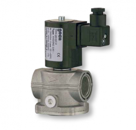 Automatic gas valves - Normally open - Vent valves