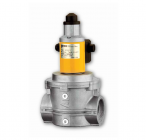 "Automatic Gas Valves - Slow Opening / Fast Closing  1 ¼"", 1 ½"" and 2"" – Pmax 360 mbar"