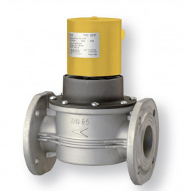 AUTOMATIC GAS VALVES Fast Opening / Fast Closing DN65, DN80, DN100 - Pmax 360mbar - 6Bar