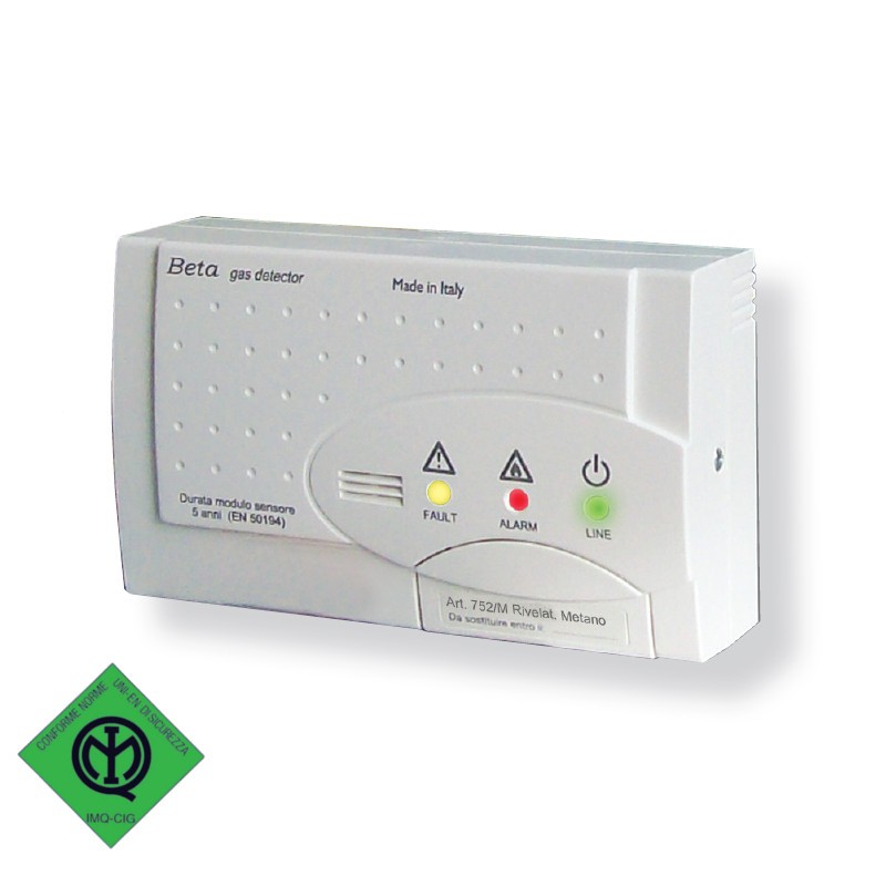 Domestic Gas Detectors