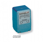 CO220 Litre counters for diesel oil