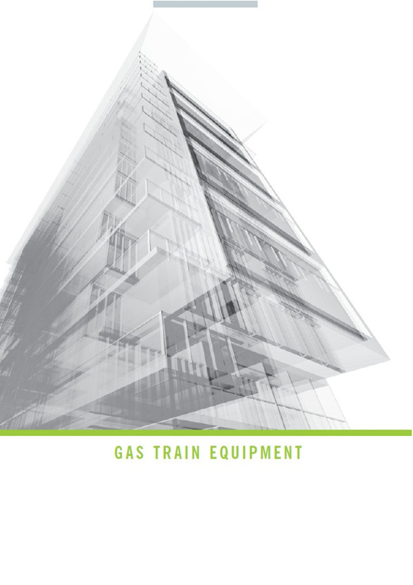 Gas Train Equipment