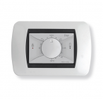 DAY Electronic thermostat for recessed installation instructions