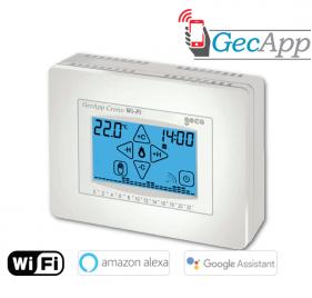 GecApp  Wi-Fi cronothermostat