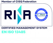 CPF Industriale srl - UNI CEI EN ISO 13485:2016 - RINA