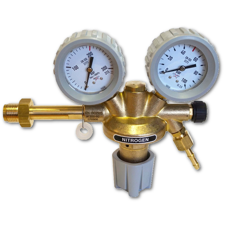 Pressure regulators Series Maxi Reg