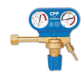 Riduttori di Pressione Monostadio per gas industriali in bombola
