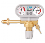 Pressure regulators with pressure- flow Meter for Mig-Tig welding