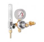 Pressure regulators with flow meter for Mig and Tig welding