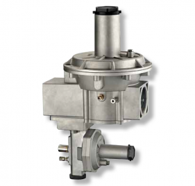"Gas Regulator with Slam Shut valve integrated for Over and Under pressure - 1 ¼"" , 1 ½"" , 2"" - Pmax 500 mbar"