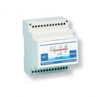SE139K Central unit for 1 remote sensor DIN  rail installation instructions