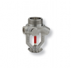 CONVENTIONAL type Sprinkler Heads with spherical distribution, for automatic fire extinguishers.