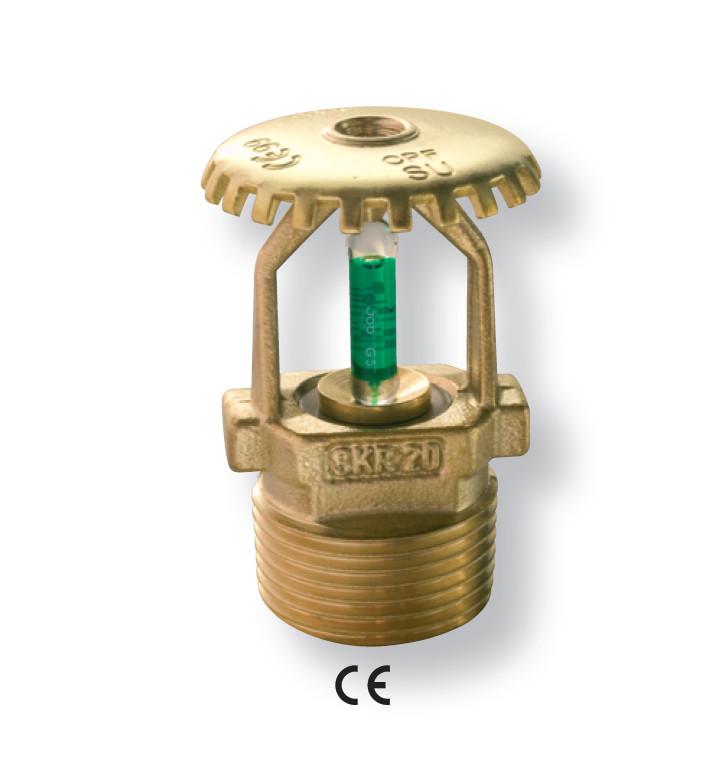 Sprinkler Upright 3/4