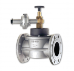 Instruction Slam shut off valve