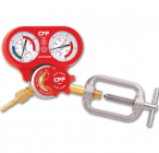 Single-stage pressure regulators for the use of industrial gases in cylinders (25-1,5Bar)